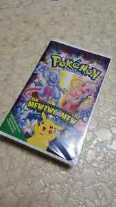 Pokemon VHS Mewtwo vs Mew