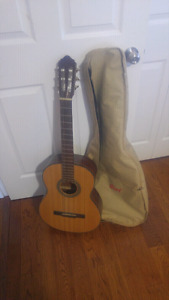 Cort Classical Guitar with soft case