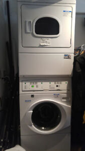 Huebsch / Alliance Washer + Dryer COMBO FOR SALE!