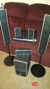 5 disc DVD Home Theatre system