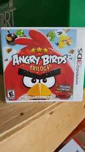 Angry Birds: Trilogy Nintendo 3DS