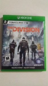 The Division game for xbox one!