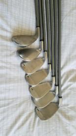 Callaway Big Berths steelhead X14 irons
