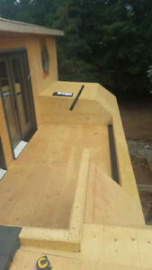 Flat Roofing & Shingle repairs and Replacement