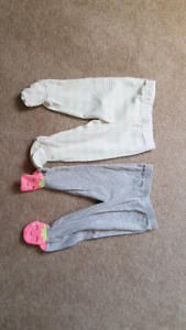 Carter's 3 month pants