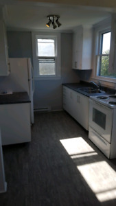 2 bedroom apartment available immediately