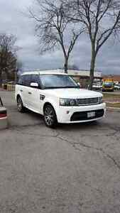 2010 Land Rover Range Rover Sport Autobiography SUV, Crossover