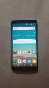 LG G3  Unlocked,  5.5 inches Screen