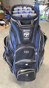 Taylormade Juggernaut Golf Cart Bag