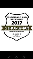 Thunder Bay Classic And Fitness Expo 2017 (Strongman)