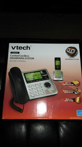 Vtech base phone and cordless