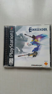 Einhander for the Sony PlayStation PS1