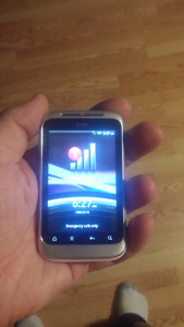 HTC cell phone
