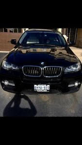 2012 Black BMW X6! (Perfect Condition)