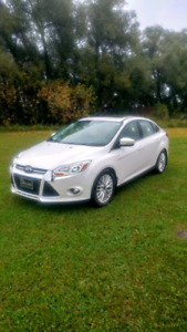 2012 ford focus, trade for suv