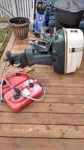 1969 Johnson 40hp with electronic start
