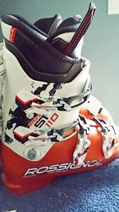 Rossignol Radical Wold Cup S1 110 Race Ski Boots size 25-25.5 London Ontario image 2