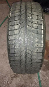 235/50R18 winter (hiver) without rims