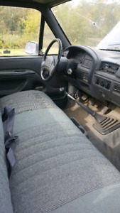 Ford f150 1994 2500$ or trade for car