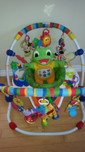 Baby Einstein Activity Jumper Special Edition – Fully loaded