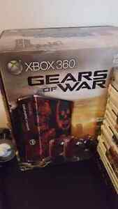 Xbox 360 gears of war, 16jeux, 4manettes, 2micros