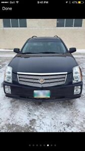 Luxurious SRX for sale