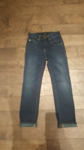 Seven for all Mankind boys jeans size 7