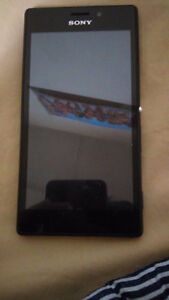Sony Experia M2 For Sale!