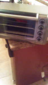 Kitchenaid bake broil toast convection oven