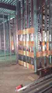 Steel stud framer and drywaller for all your jobs Strathcona County Edmonton Area image 5