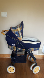 NeoNato Stroller with Bassinet