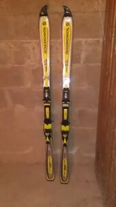 Rossignol competition skis ,excelent condition 160cm