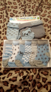 Brand new baby boy clothing!