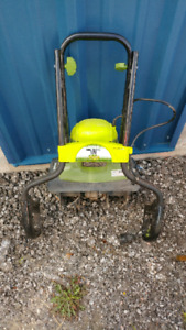 Small electric Roto tiller