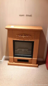 Electrical fireplace - $110 (North York)