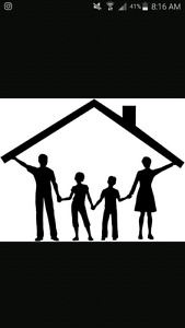 Family of four looking for a townhouse
