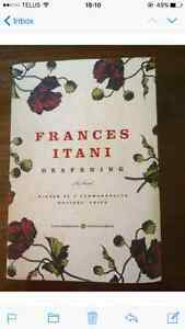 Deafening A Novel by Frances Itani Kitchener / Waterloo Kitchener Area image 1