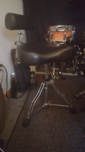 Tama first chair with back rest