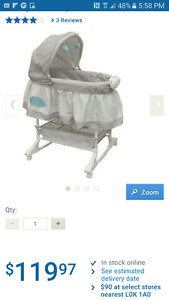 Billy bassinet hedgehog