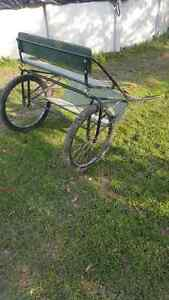 Small cart for horse or pony  London Ontario image 3