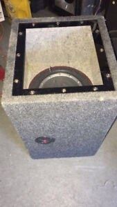 10 inches Subwoofer for sale