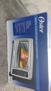 Digital Toaster Oven with Convection- Never Used!