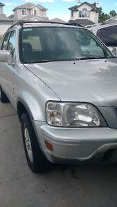 2000 Honda CR-V Minivan, Van