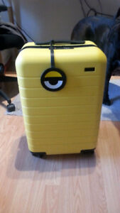 Away Luggage Limited Minions Edition