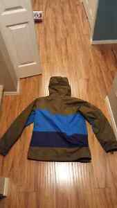Bonfire men's jacket  medium