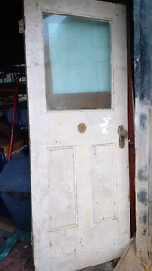 Variety of doors for sale