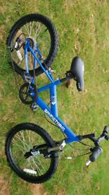 Indi Sandstorm 36 mountain bike for sale in excellent full working ord