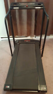 Electric Pro form treadmill.