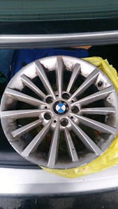 4 mags bmw 17 inch