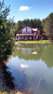 fermette +maison campagne +43 acres